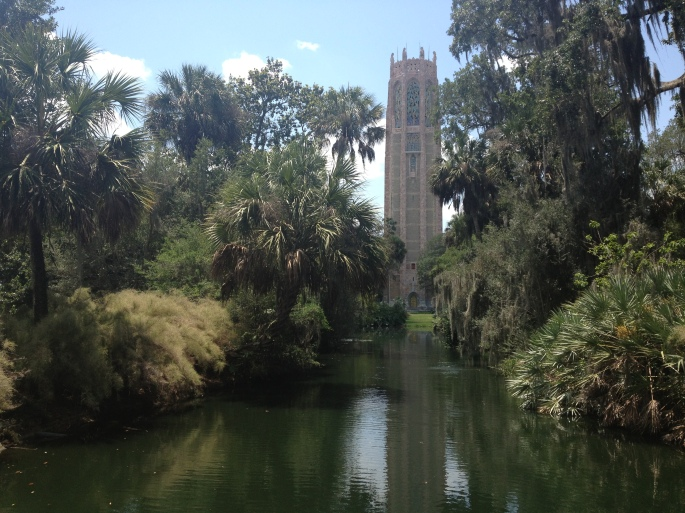 Bok Tower very pretty