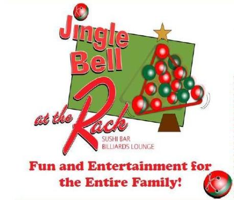 Jingle Bell at the Rack 2014 flyer image cropped