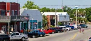 Downtown Apalachicola